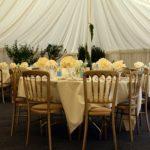 Namiot imprezowy, czyli ciekawe miejsce na wesele
